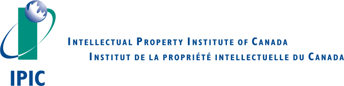Intellectual Property Institute of Canada – 91st Annual Meeting – October 11-13, 2017 – Niagara Falls